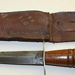 WW2 WOODEN HANDLED COMMANDO KNIFE | Militaria | WARSTUFF