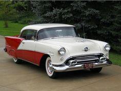 1954 Oldsmobile Ninety-Eight Holiday