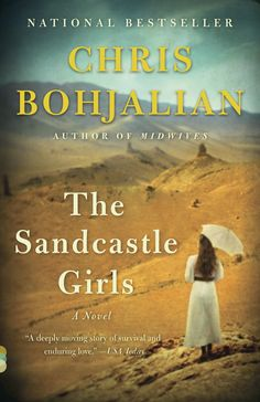 The Sandcastle Girls paperback jacket -- arriving April 15.