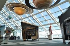 Adler Planetarium - Find yourself Deep in Space at the Adler Planetarium's Grainger Sky Theater. As the World's Most Advanced Digital Theater, the Grainger boasts images that are eight times sharper than your digital cinema.