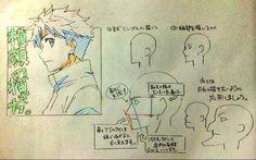 横顔の描き方00 Sketches, Character Design, Drawings, Drawing Tutorial, Manga Drawing, Anatomy Reference, Manga Drawing Tutorials, Art Tutorials, Anime Drawings