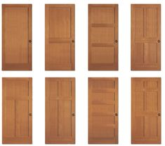 doors   Shaker Doors + Oil Rubbed Bronze Hardware – Little Chicago Bungalow