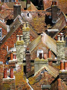 Roof tops and Chimney Pots. Jul 4, 2009 10:56 AM. by: stmoritz1960.