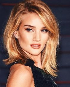 Top 10 Best Celebrity Lob Haircuts | Haircuts, Hairstyles 2016 and Hair colors…