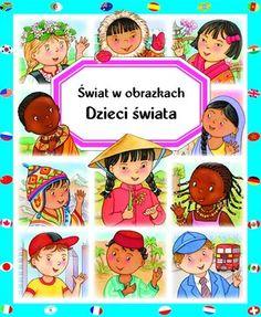 Dzieci świata. Świat w obrazkach