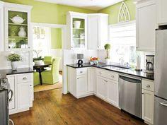 #wallcolour #kitchen