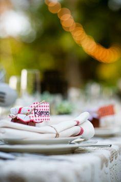 wedding favor - jam!  Cheap and easy to make ahead (& freeze)!! Unique wedding favor!
