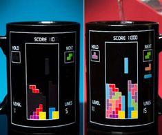 Tetris Heat Changing Cup $14.99