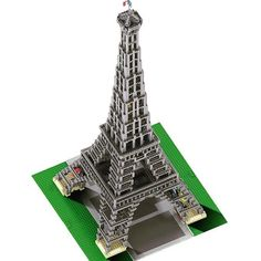 Brick Builder Eiffel Tower 3428 pieces to create this amazing structure FREE delivery worldwide  Shop link in bio description:  @zaxtoybox @zaxtoybox @zaxtoybox  www.zaxtoybox.com  #bricks #builder #toysforsale #toys #kids #fun #lego #building #eiffeltower #eiffel #france #pirateship #ship #games #cute #picoftheday #happy #girl #boy #awesome #instagood #instagram #hobbies #me #cool #repost #amazing