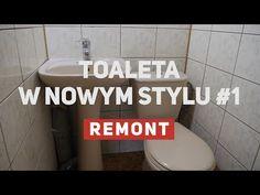 Remont kibelka - toaleta w nowym stylu #1 - YouTube Exterior Design, Interior And Exterior, Bathtub, Home Decor, Youtube, House, Granite Counters, Standing Bath, Bathtubs