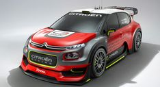 Citroën Previews Return To Rallying With C3 WRC Concept In Paris