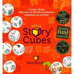 story cubes in Brett- und Gesellschaftsspiele Story Cubes, Dice Games, Best Games, Mint, Ebay, The Originals, Learning, Toys, Creative
