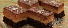 Rezy TRIBIT - Vždy keď sa mi zapáči nejaký recept, opíšem si ho a vyskúšam. Czech Recipes, Ethnic Recipes, Cake Bars, 20 Min, Tiramisu, Cheesecake, Dessert Recipes, Food And Drink, Sweets