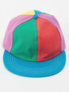 American Apparel - Color Block Hat $29.00