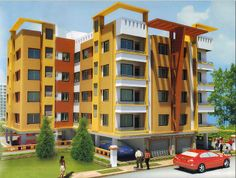 Apartment/ Flats for sale in Kolkata | Reliance Property