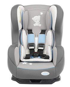 Tiny Tatty Teddy Group 0+1 Car Seat Grey