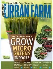 Urban Farm Magazine Subscription Only $4.50 on http://www.couponingfor4.net