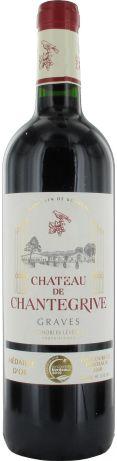 Château de Chantegrive rouge 2012 - Graves -15/20 : Chantegrive a produit un joli vin structuré et plein avec de la matière et de jolies notes boisées. En savoir plus : http://avis-vin.lefigaro.fr/vins-champagne/bordeaux/graves/graves/d17183-chateau-de-chantegrive/v17184-chateau-de-chantegrive/vin-rouge/2012#ixzz3AM43VEju