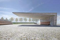 Heidl Architekten . Village Square . Handenberg (1)
