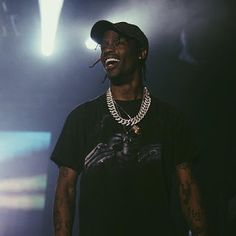 "Travis Scott: ""My Album Is Coming Out In A Week""   Over the weekend Travis Scott suggested an album was coming in a week's time. We have heard many promises regarding Travis Scott's upcoming project and we're unsure what to believe at this point but according to a statement made at a show over the weekend Scott's album is very close. ""My album is coming in a week right"" he says very nonchalantly in a video posted by a fan at the show before offering to play some new material. Another clip…"