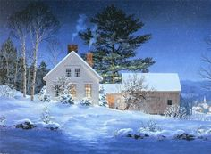 Country Living ~ FRED SWAN