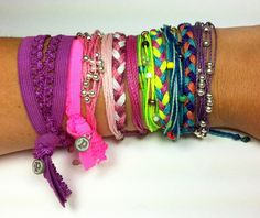 Friendship Pura Vida Bracelets