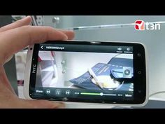 HTC One X Hands-On-Video