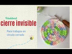 CERRADO INVISIBLE EN TEJIDO CIRCULAR (secretito de crochet)