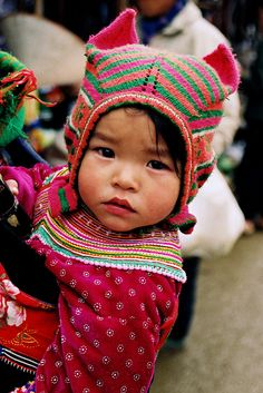 vietnam bébé by ichauvel - need a knitter to make me one of these! @Siri @Christina Bertram