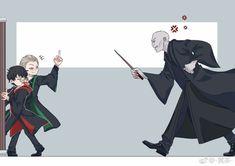 Harry Potter Tumblr, Draco Harry Potter, Harry Potter Anime, Memes Do Harry Potter, Arte Do Harry Potter, Harry Potter Comics, Harry Potter Ships, Harry Potter Pictures, Harry Potter Universal