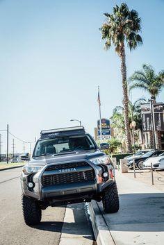 Matte Green 4runner >> black wheels, trail | 4runner stuff | Pinterest | Black wheels, Wheels and Toyota