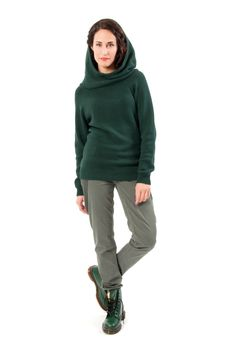 SKUNKFUNK Womens's SWEATER, $109 @.shopskunkfunk.com (organic ecofriendly cotton) #vegansweater