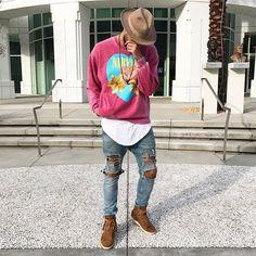 Urban Wear More Than Just Fashion – Urban Clothing Mens Fashion 2018, Latest Mens Fashion, Urban Fashion, Trendy Fashion, Men's Fashion, Fashion Shirts, Fashion Blogs, Beastie Boys, Mode Hip Hop