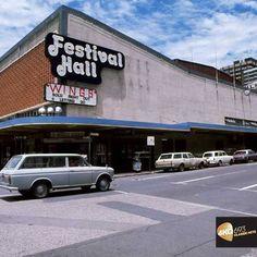 Festival Hall, Brisbane, Q, Au. Circa 1970's ?