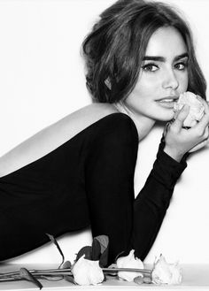 New/old lily collins photoshoot for marie claire taiwan (LQ)