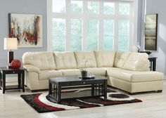 Max Natural 2 Pc. Sectional - Clearance $798.99!