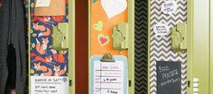 Decorate Your School Locker   Paper Source