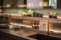 A Casa Cor SP 2017 pelas lentes do Estúdio Cam - Parte 1 - A casa que a minha vó queria Kitchen, Kitchens, Cooking, Cucina, Stove, Cuisine, Kitchen Floor