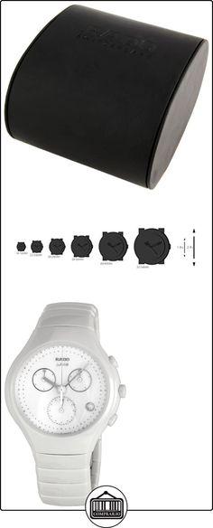 Rado R27832702 - Reloj de pulsera mujer, cerámica, color blanco  ✿ Relojes para mujer - (Lujo) ✿