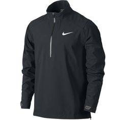 Nike Men's Hyperadapt Storm Fit 1/2-Zip Jacket - Black - Small Nike ++ You can get best price to buy this with big discount just for you.++
