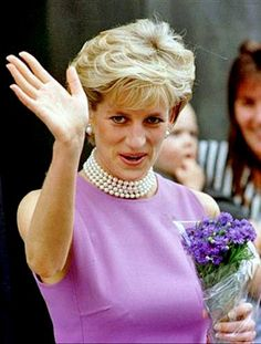 HRH The Princess of Wales.
