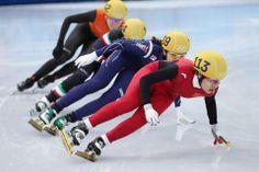Short Track - Women's 1500 m - Yang Zhou - China - Gold Medallist