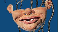 talking masks, cable masks, string masks