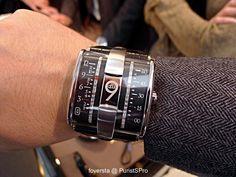 Harry Winston Opus 9. Amazing Watch. Incredible Timepiece.