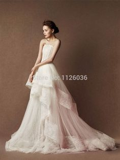 Find More Wedding Dresses Information about Romantic Long Lace Wedding Dress Sweetheart Long Sleeve Court Train A line Wedding Dresses Gowns Vestido de noiva 2016,High Quality skirt tights,China skirt Suppliers, Cheap skirt cotton from Rose Whisper on Aliexpress.com