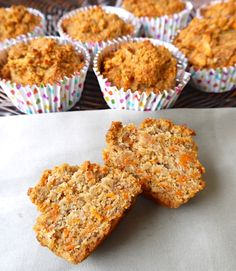 """Nothing beats a good cup of coffee with a fresh baked muffin for breakfast. Well, nothing except for Paleo muffins because who wouldn't prefer putting all-natural non-processed ingredients in their body?I've been on a mission to develop as many """"non-processed only"""" baked goods recipes as possible lately. Which is how these Carrot Cake Breakfast MuffinsRead more"""