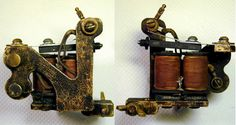 bronze ziess Tattoo Machine