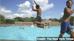 There's Poop in Half of Public Pools in U.S., CDC Says | May 17, 2013
