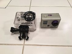 GoPro HD HERO Camcorder - Silver - http://cameras.goshoppins.com/camcorders/gopro-hd-hero-camcorder-silver/ http://minivideocam.com/best-camcorder-in-2015/