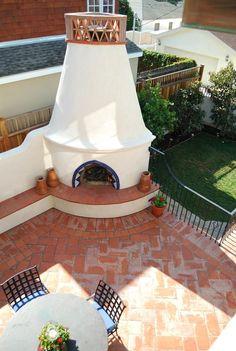 Bird Rock Spanish Revival - Kim Grant Design & Architecture / Paul Schatz, Interior Design Imports